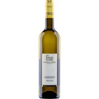 2018 Chardonnay trocken - Weingut Burghof Oswald