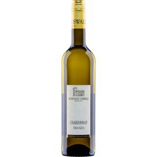 2020 Guntersblumer Chardonnay trocken - Weingut Burghof Oswald