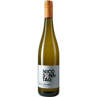 2020 Nitteler Gipfel Elbling Alte Reben feinherb - Weingut Nico Sonntag