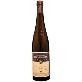 2017 Roter Berg Riesling Großes Gewächs trocken - Weingut Graf von Bentzel-Sturmfeder
