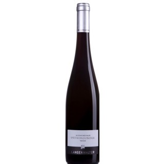 2015 Weisenheimer Halde Spätburgunder QbA trocken - Weingut Langenwalter