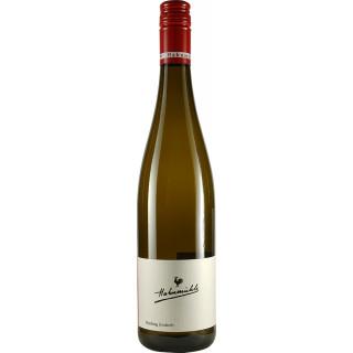 2018 Riesling feinherb - Weingut Hahnmühle
