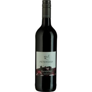 2015 Dornfelder Lieblich - Weingut Petershof
