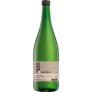 2018 Bacchus , feinfruchtig halbtrocken 1,0 L - Weingut Römmert