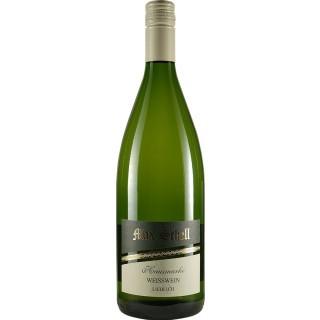 Weißwein Hausmarke lieblich 1,0 L - Weingut Max Schell