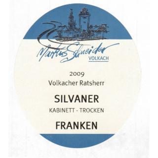 2009 Silvaner Kabinett - Weingut Markus Schneider