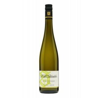 2017 FRANZ BERNHARD Mittelheim Riesling trocken - Wein- und Sektgut F.B. Schönleber