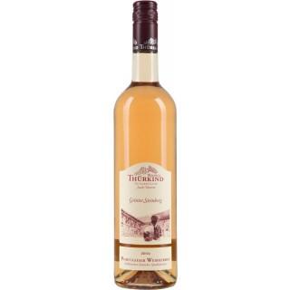 2019 Portugieser Weißherbst halbtrocken - Weingut Thürkind