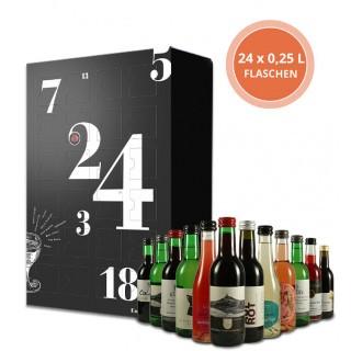 Die Weinprobe für zu Hause - 24 x 0,25L - Generation Pinot