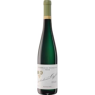 2017 Trittenheimer Apotheke Riesling Spätlese Feinherb - Bischöfliche Weingüter Trier