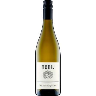 2020 FRUCHT Weißer Burgunder ECOVIN trocken Bio - Weingut Abril
