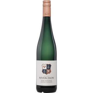 2019 Saar Mineral Riesling feinherb - Weingut Reverchon