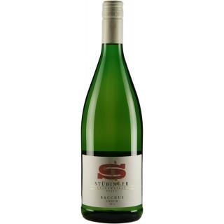 2017 Bacchus QbA lieblich 1L - Weingut Stübinger