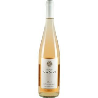 2017 Rheingau Spätburgunder Weißherbst halbtrocken - Weingut Hans Bausch