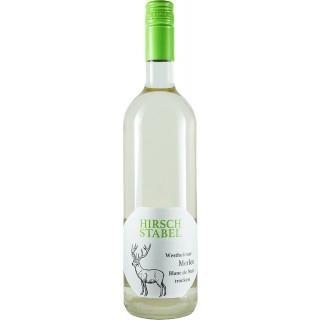 2020 Merlot Blanc de Noir trocken - Weingut Hirsch-Stabel