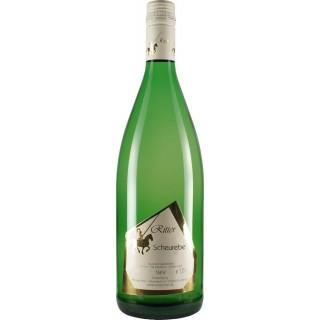 2018 Scheurebe Lieblich Deutscher Qualitätswein 1L - Weingut Ritter