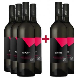 4+2 Paket Burgenland Rot - Weingut Rainer Wein