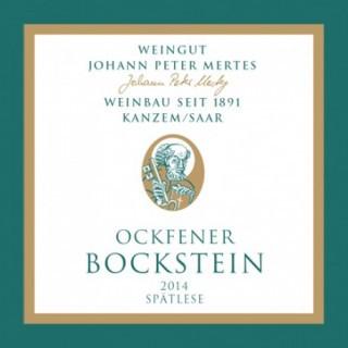 2019 Ockfener Bockstein Riesling Spätlese edelsüß - Weingut Johann Peter Mertes