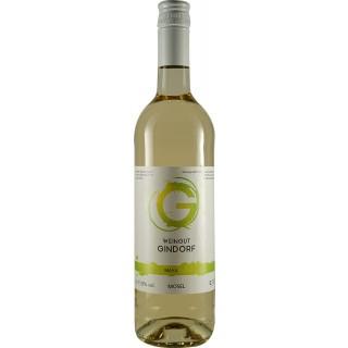 2018 Cuvée Weiß MAYA feinherb - Weingut Gindorf