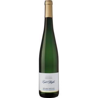 2018 Wehlener Sonnenuhr Riesling Spätlese süß - Weingut Eifel-Pfeiffer