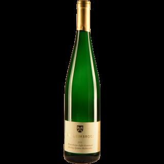 2017 Brauneberger Juffer-Sonnenuhr Riesling Spätlese halbtrocken - Weingut Dr. Leimbrock