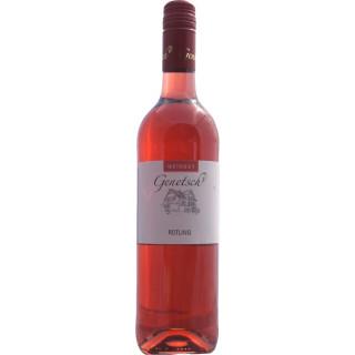 2017 Rotling QbA - Weingut Genetsch