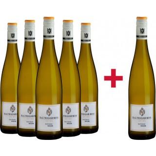 5+1 Riesling VDP.Gutswein feinherb Paket - Weingut Balthasar Ress