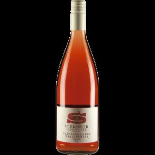 2019 Spätburgunder Rosé QbA trocken 1L - Weingut Stübinger
