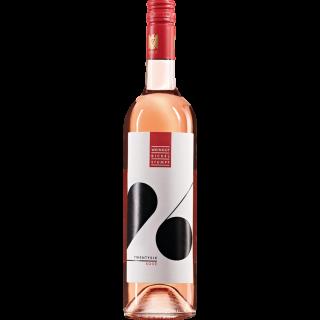 2019 Twentysix Rosé halbtrocken - Weingut Bickel-Stumpf
