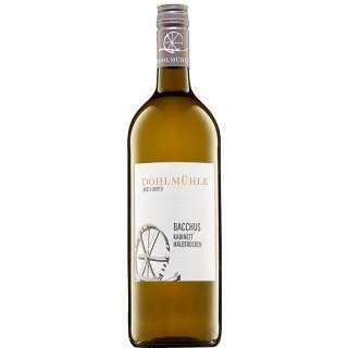 2018 Bacchus Kabinett halbtrocken 1L - Weingut Dohlmühle