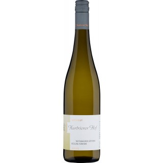 2019 Trittenheimer Apotheke (Lagenwein) Riesling feinherb - Weingut Kurtrierer Hof