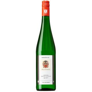 2020 Lorcher Riesling QUARZIT feinherb Bio - Weingut Graf von Kanitz