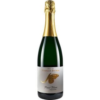 2018 Pinot Blanc Sekt trocken Bio - Weingut Becker-Heißbühlerhof
