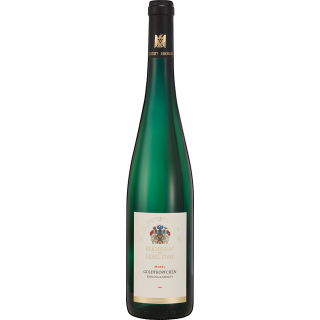 2017 Piesporter Goldtröpfchen Riesling Kabinett VDP.Große Lage feinfruchtig - Weingut Reichsgraf von Kesselstatt