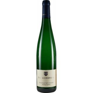 2018 Brauneberger Juffer-Sonnenuhr Riesling Spätlese trocken - Weingut Dr. Leimbrock