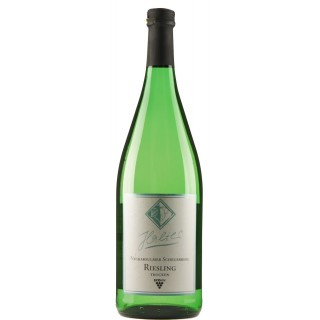 2019 Riesling feinherb Bio 1,0 L - Weingut Halter