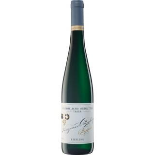 2017 Kanzemer Altenberg Meisterstück Riesling Spätlese trocken - Bischöfliche Weingüter Trier