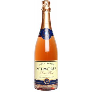 2016 Schwörer Pinot Rosé Crémant brut - Weingut Lothar Schwörer