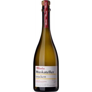 2018 Muskateller Winzersekt trocken - Weingut Heissler