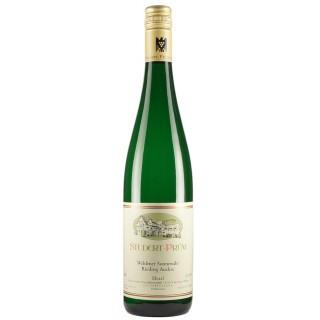 2018 Wehlener Sonnenuhr Riesling Auslese süß - Weingut Studert-Prüm