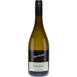 2017 Weißer Burgunder Kabinett trocken - Weingut am Vögelein