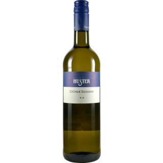 2020 Grüner Silvaner trocken Bio - Weingut Huster