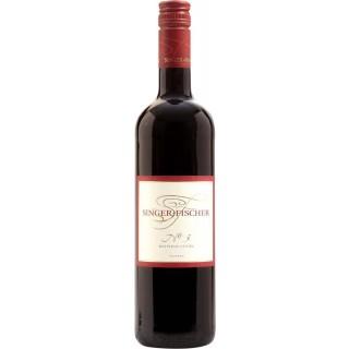 2016 Cuvée Rot N°3 trocken - Weingut Singer-Fischer