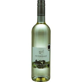 2015 Weißer Burgunder Trocken - Weingut Petershof