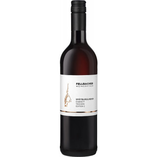 2018 Pinot Noir C trocken - Fellbacher Weingärtner eG