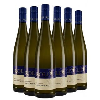 Gewürztraminer feinherb Paket - Weingut Roll