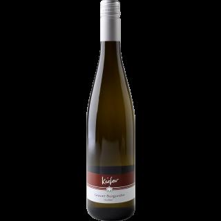 2016 Grauer Burgunder trocken - Weingut Jonas Kiefer