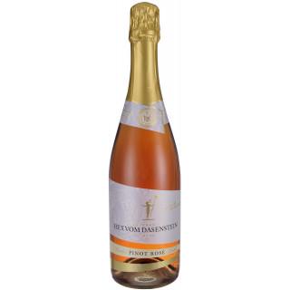2018 Pinot Rosé Sekt trocken - Winzerkeller Hex vom Dasenstein