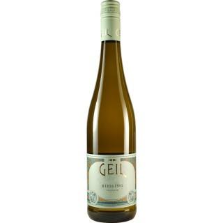 2018 Riesling trocken - Weingut Geil