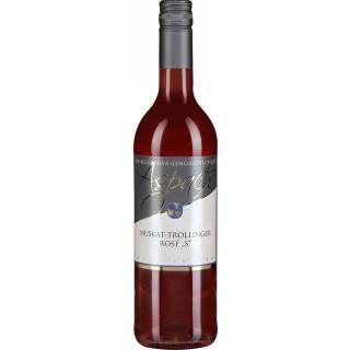 2019 Muskat Trollinger Rosé S halbtrocken - Weingärtnergenossenschaft Aspach